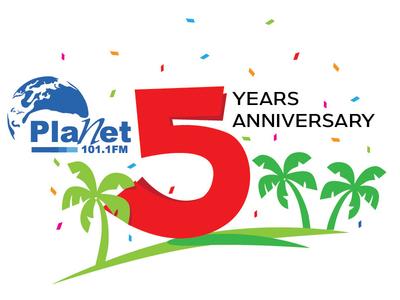 Planet FM 5 Years Anniversary