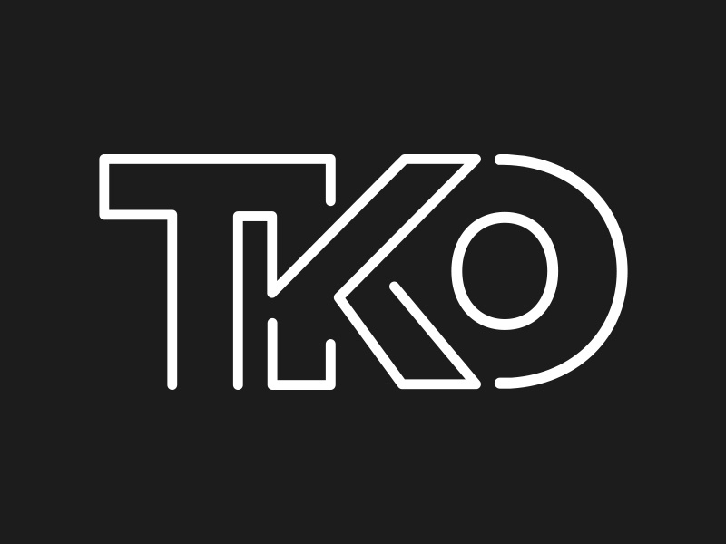 TKO 2018 By Nick Bastoky Dribbble Dribbble
