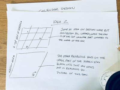 Mk1 app design part two
