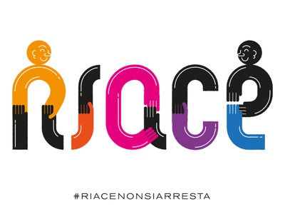 #matiteperRiace peace visual handmade lettering typography riace graphic illustration
