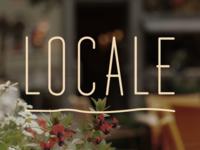 Locale Fast–Casual