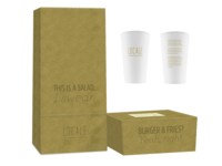 Locale to-go Packaging