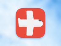 Fly Healthy App Icon