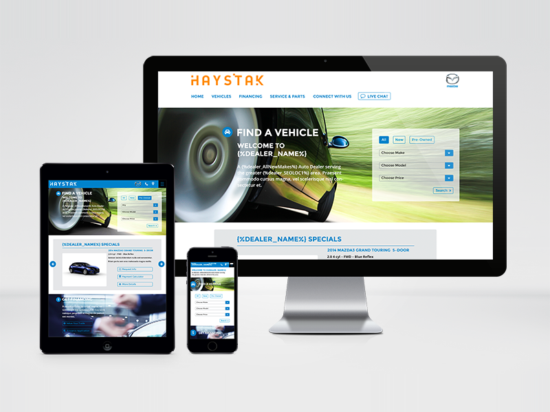 Car Dealer Website Template | Car Dealer Website Template By Thomas Thrasher Dribbble