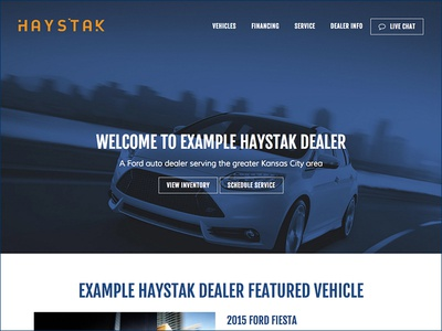 Focus Theme automotive responsive car dealer auto dealer website dealership ui