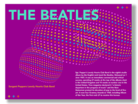 Music History - Beatles