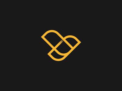 Bird animal geometric bird art line line-art logo simple minimal