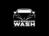 Auto Detailing Logo Redesign