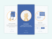 Onboarding for Textbook App