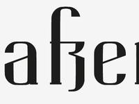 Straßenkoox font