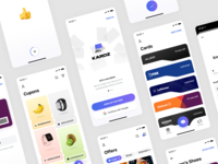 KARDZ   Your digital wallet solution scan offer cupon ios wallet cards ui