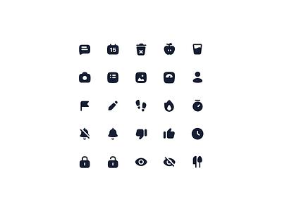 Custom Icon Set health icons icon set custom icons icon icon pack