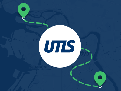 UTLS — United Transport and Logistics System lading consignment shipment freight goods cargo map transporting logistics