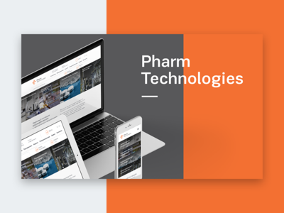 Pharm Technologies pharmaceuticals web ecommerce
