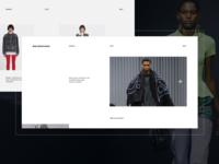 Balenciaga. Redesign concept