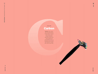 Carbon ui ux freelance detroit design animation 3d carbon