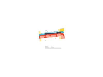 Who's hungry? freelance detroit illustration icon vector sandwich