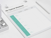 Research Worksheets for Personas Project