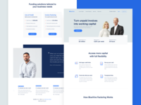 BlueVine Marketing Site