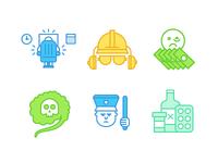 Legal Icons Part 4
