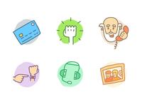 Evaid Icons