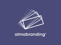 Alma Branding | Digital Creative Studio new logo