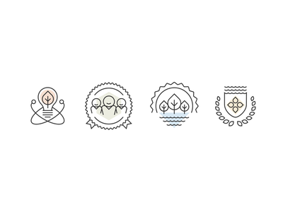 Sustainability Line Illustration 2019 sustainability illustration line art line icons iconset icons design icons
