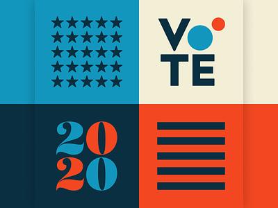 Vote 2020 2020 vote vote2020 viget