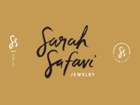 Sarah Safavi Branding