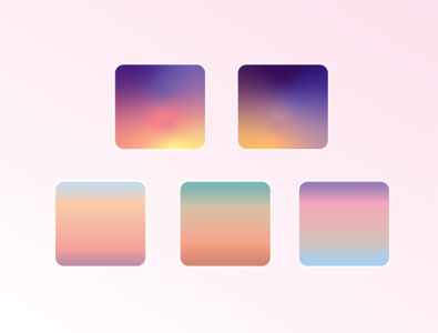 What color is the sky? illustration gradient color gradient design gradients flat illustrator design