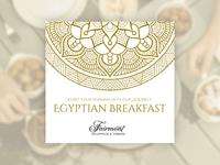 Egyptian Breakfast Cover