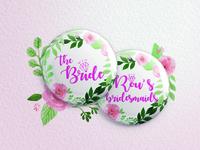 Bridal Pins!