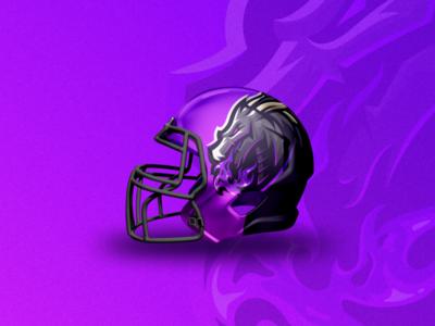 monster dface esports shield esport e-sport sport mascot character brand logo dragon monster