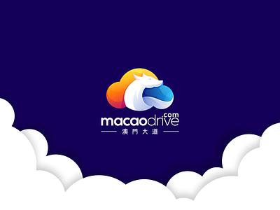 Macao Drive illustration design e-sport esport sport mascot character brand branding logo motion graphics graphic design 3d animation ui