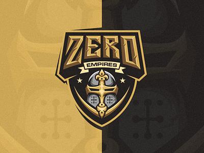 Zero Empires E-sport empires zero sports logo logo esport zero empires
