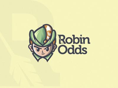 Robinoods robinoods robin logo