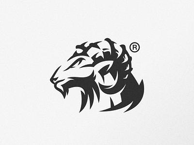 Sexy Goat goat e-sports esports shield angry e-sport esport sport character mascot brand logo