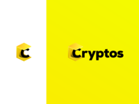 Cryptos.com Logo Design