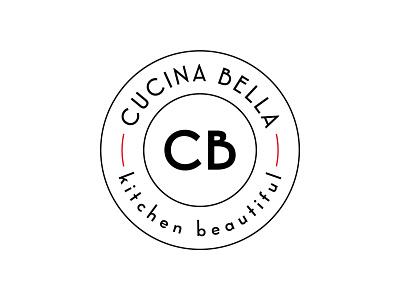 Cucina Bella   New Visual Identity & Branding rebrand pattern design stamp logo branding and identity branding