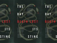 The Day Death Lost Its Sting - Poster
