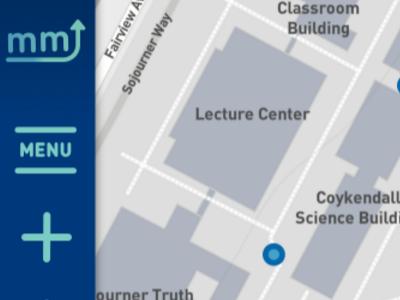 Mobility Map app design uiux universal design map mobility accessibility inclusive design