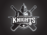 Keysborough Knights Cricket Club Logo