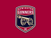 Gunners Soccer Club logo