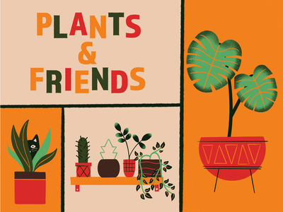 Plants And Friends