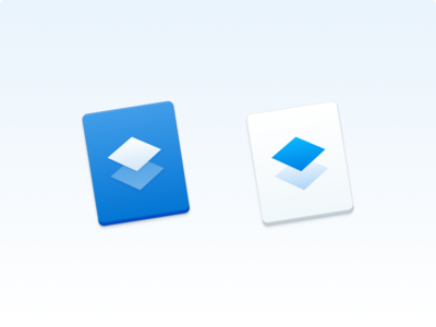 Dropbox Paper alt icon mac paper dropbox