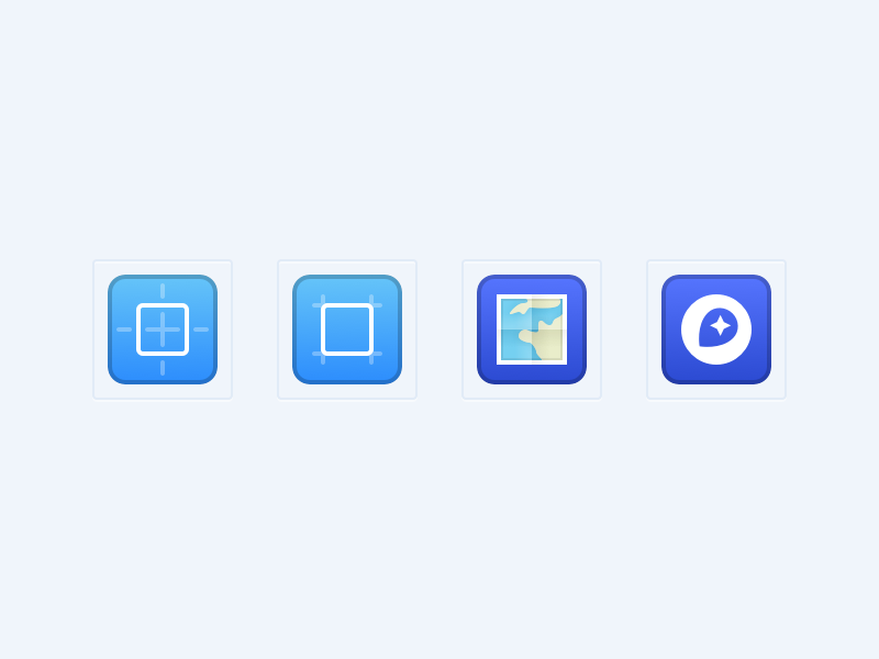 Runner Icons By Marc Bouchenoire Dribbble Dribbble