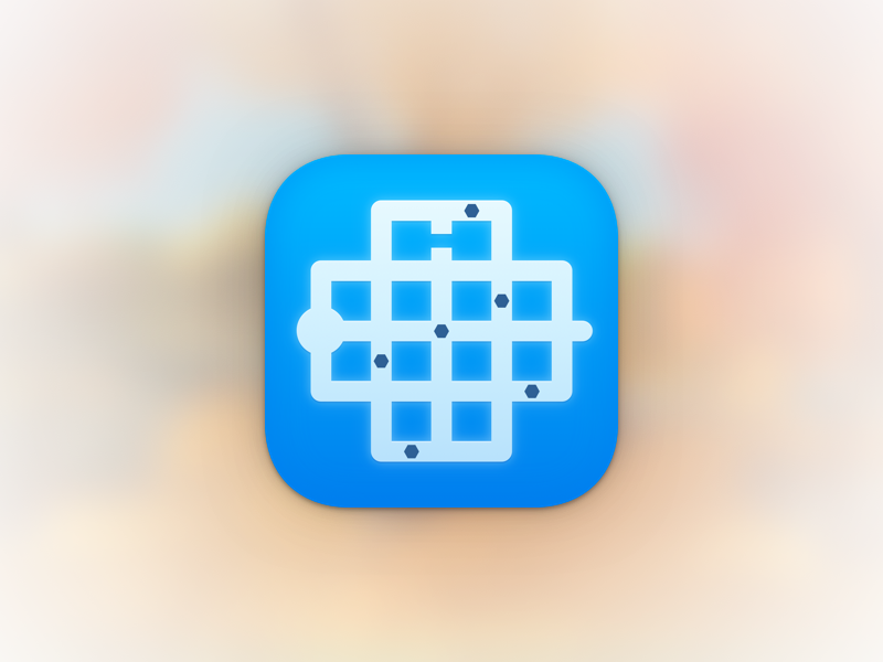 The Witness (for iOS) the witness ios icon