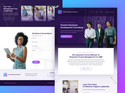 Consultants Web Design