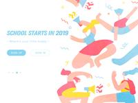 School Starts In 2019