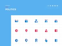 IconsFolio | Politics